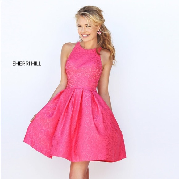 vast selection superior quality discount up to 60% Black Sherri Hill Cocktail Dress NWT